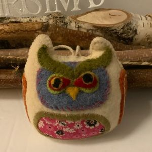 Other - Pretty Miss Wise Owl 🦉 ornament.